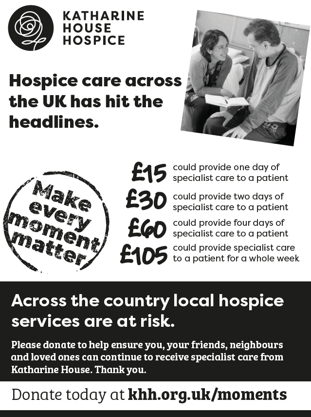 Hospice care in the headlines 2