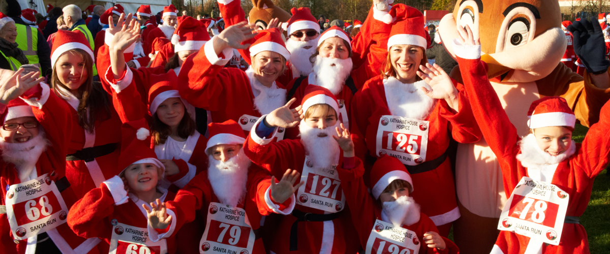 Santa Dash & Christmas Trail