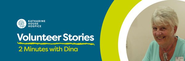 Two minutes with ... Dina