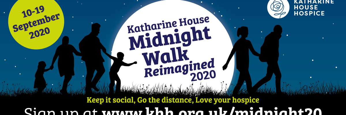 Midnight Walk Reimagined donations