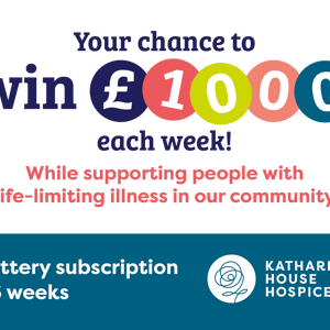 Lottery: 26 week subscription