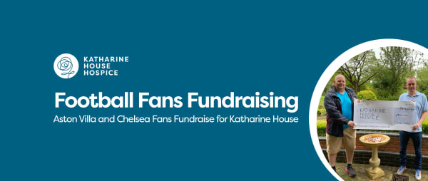 Football Fans Fundraise for Katharine House