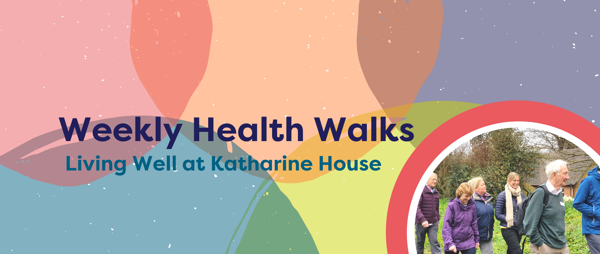 Weekly health walks