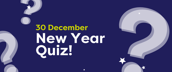 New Year Quiz